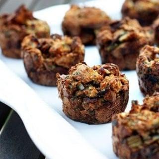 Homemade Stuffing Muffins {Stuffins}
