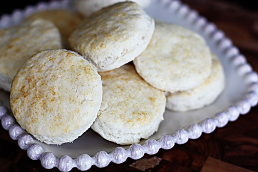 15 Minute Homemade Biscuits