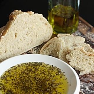 Italian Herb Bread Dipping Oil