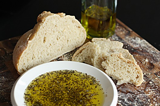 Italian Herb Bread Dipping Oil - Unsophisticook