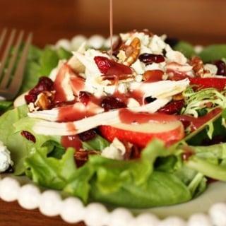 Rotisserie Chicken Apple Pecan Salad