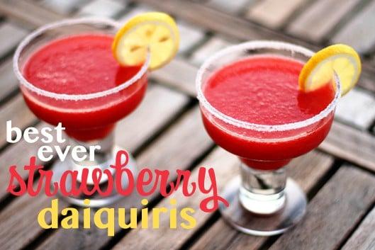 ... yummly frozen strawberry lime daiquiri this frozen strawberry daiquiri