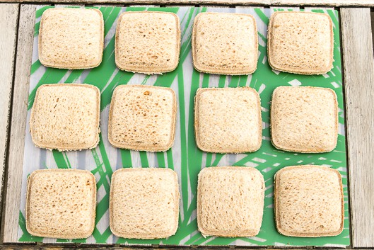 DIY Uncrustables Frozen Peanut Butter & Jelly Sandwiches