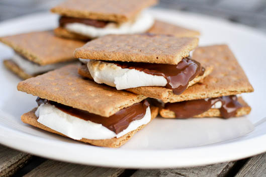 Anytime Indoor S'mores