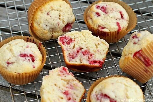 My Favorite Customizable Berry Muffin Recipe