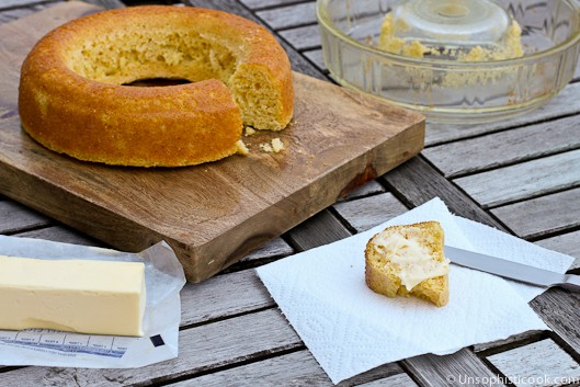 Homemade Cornbread Mix Recipe