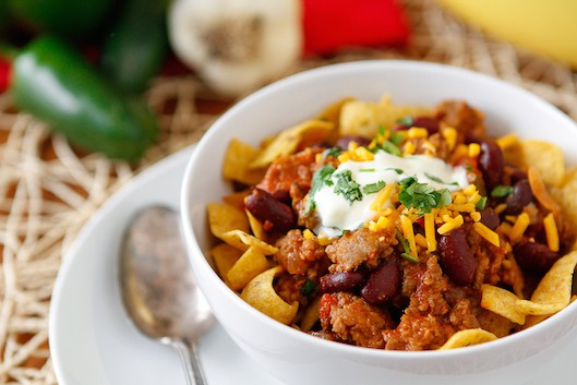Easy Chili Recipe