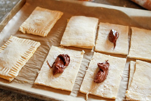 Nutella Pop-Tarts