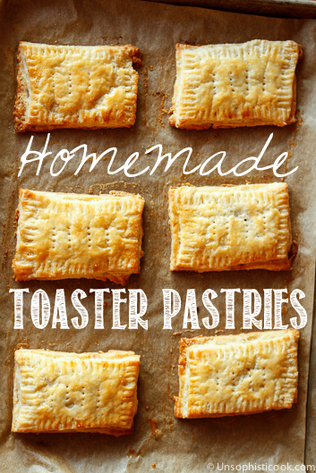 Toaster Pastries