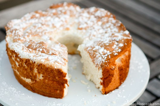 Classic Angel Food Cake Recipe