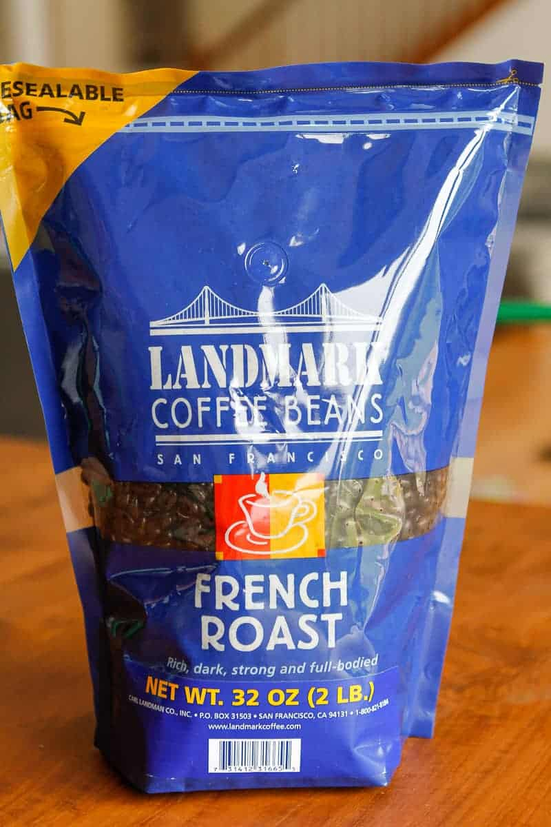 Landmark French Roast Coffee