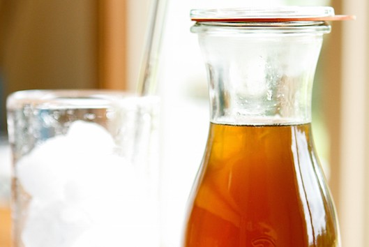 Rich Simple Syrup