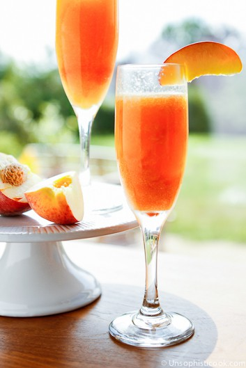 peach bellini peach ginger bellini recipe peach bellini a grade 1 oz ...