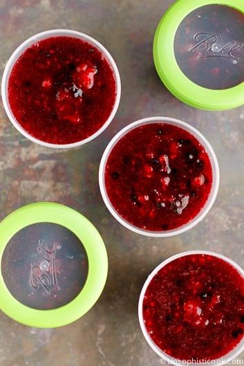 Easy Berry Freezer Jam