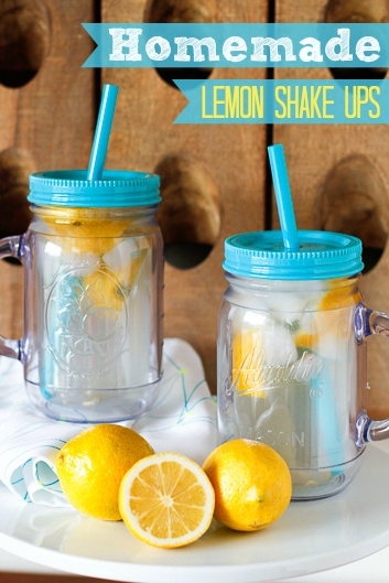 Lemon Shake Up Recipe