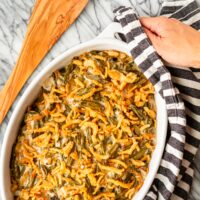 Easy Green Bean Casserole