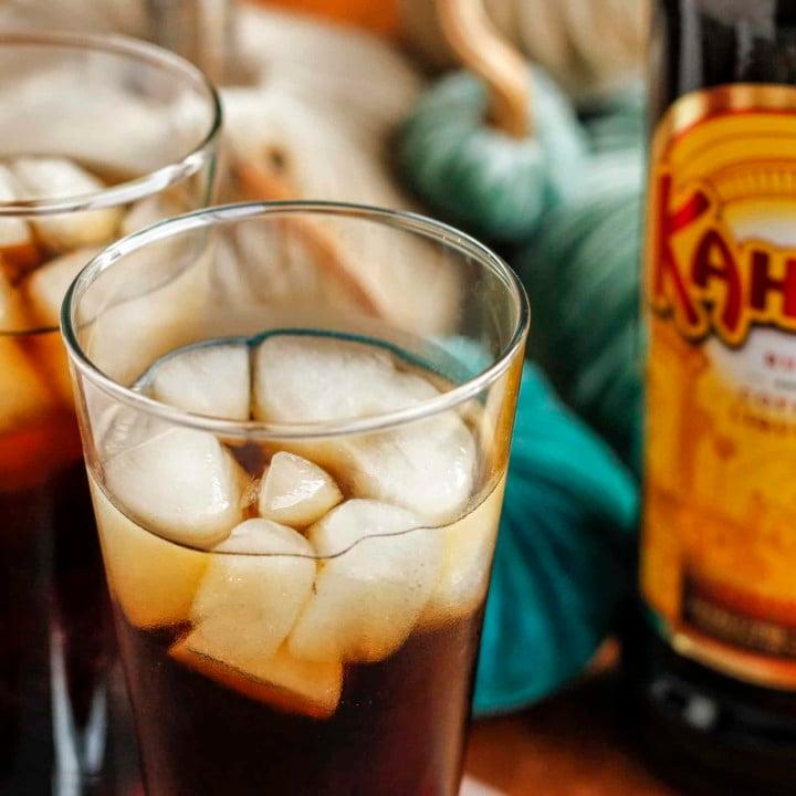 Kahlúa Club Soda Cocktail