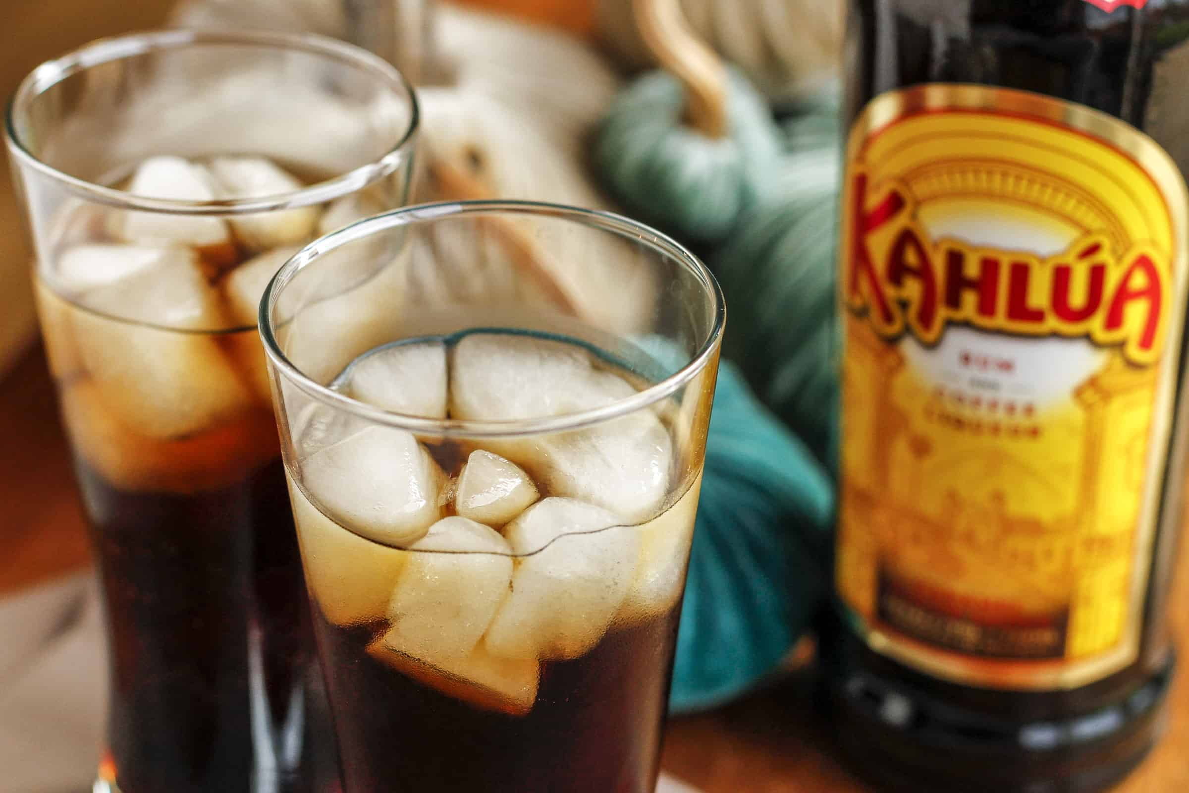 Kahlua Club Soda