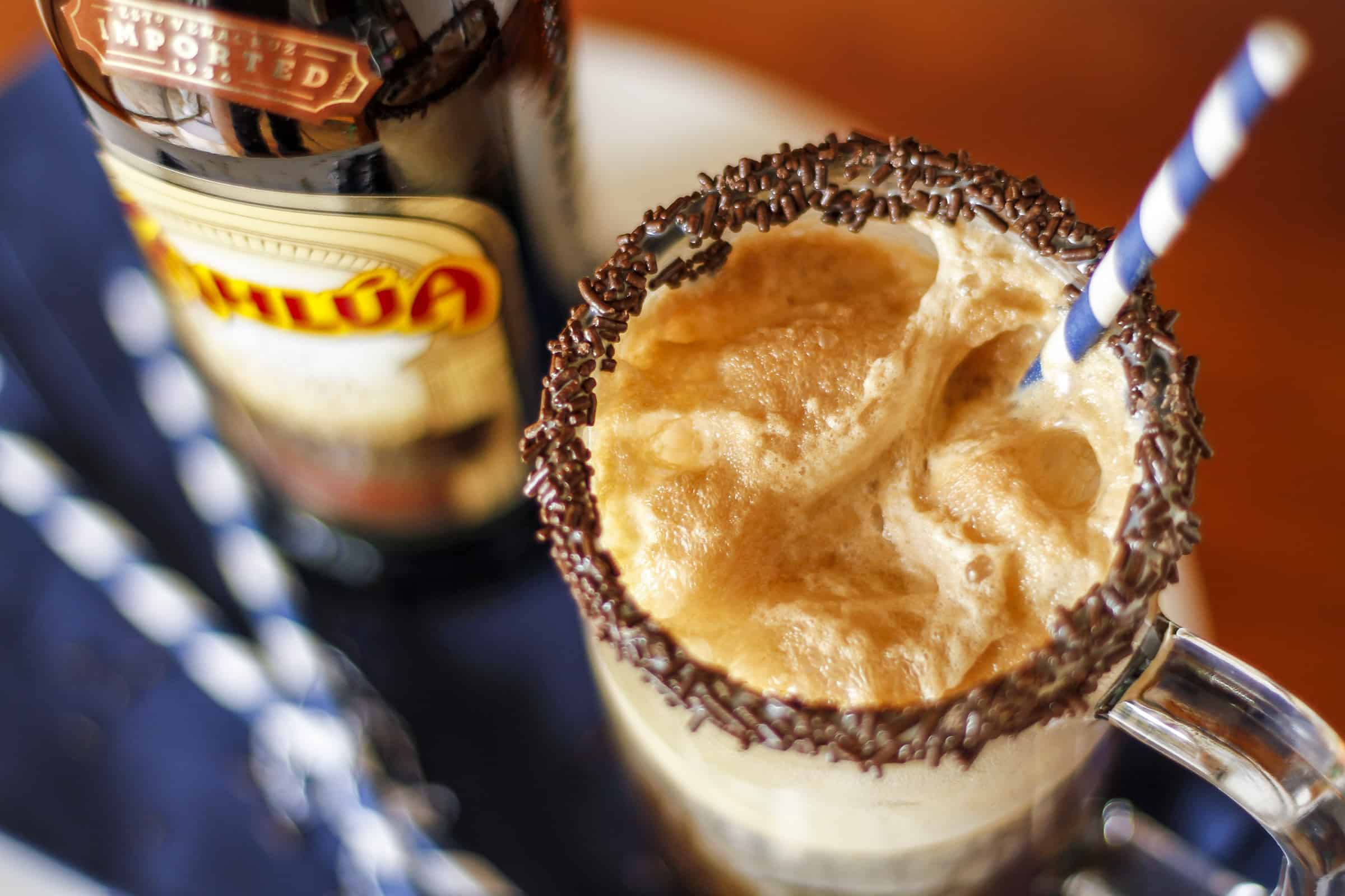 Kahlúa Vanilla Root Beer Float