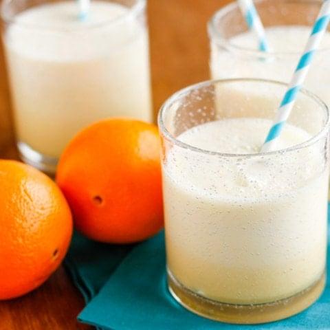 Homemade Orange Julius Recipe