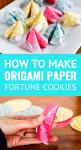 paper fortune cookies tutorial