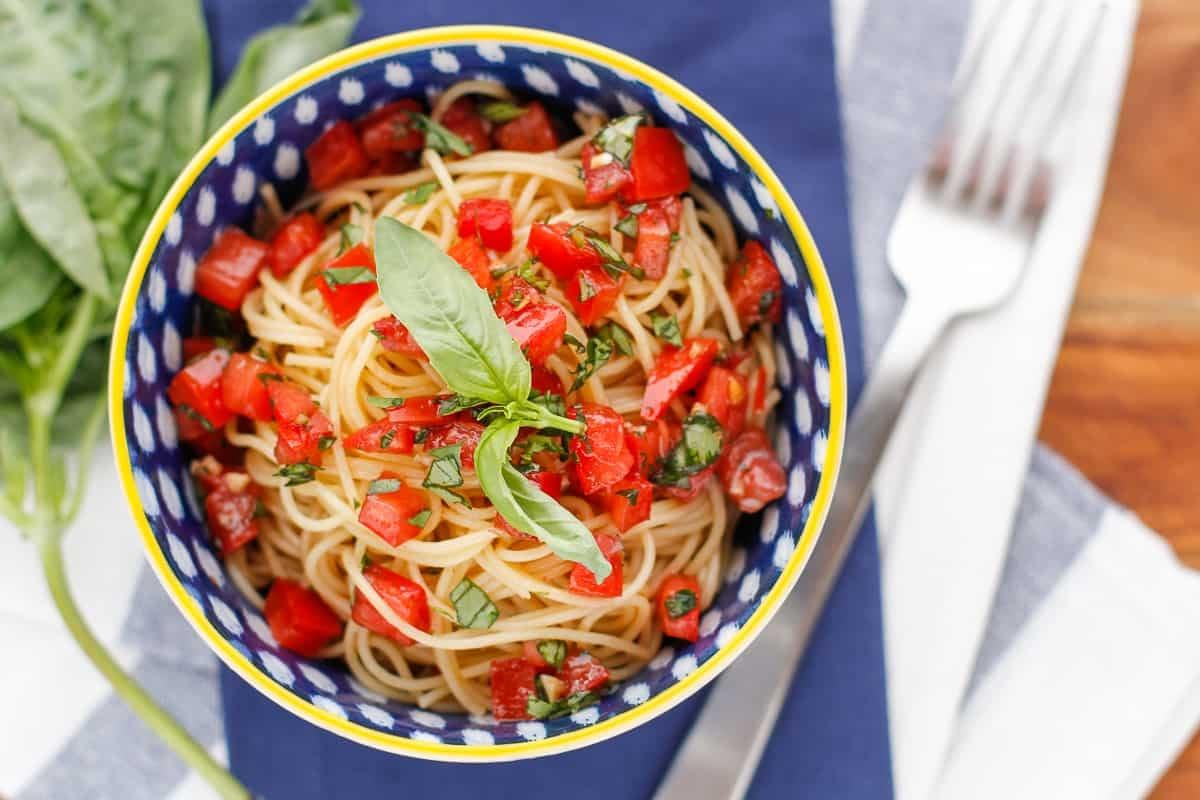 Olive Garden Capellini Pomodoro