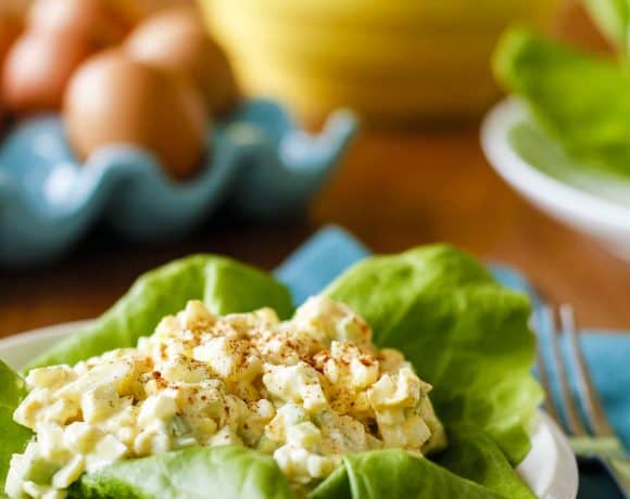 Classic Egg Salad Recipe | Use Up Those Easter Eggs
