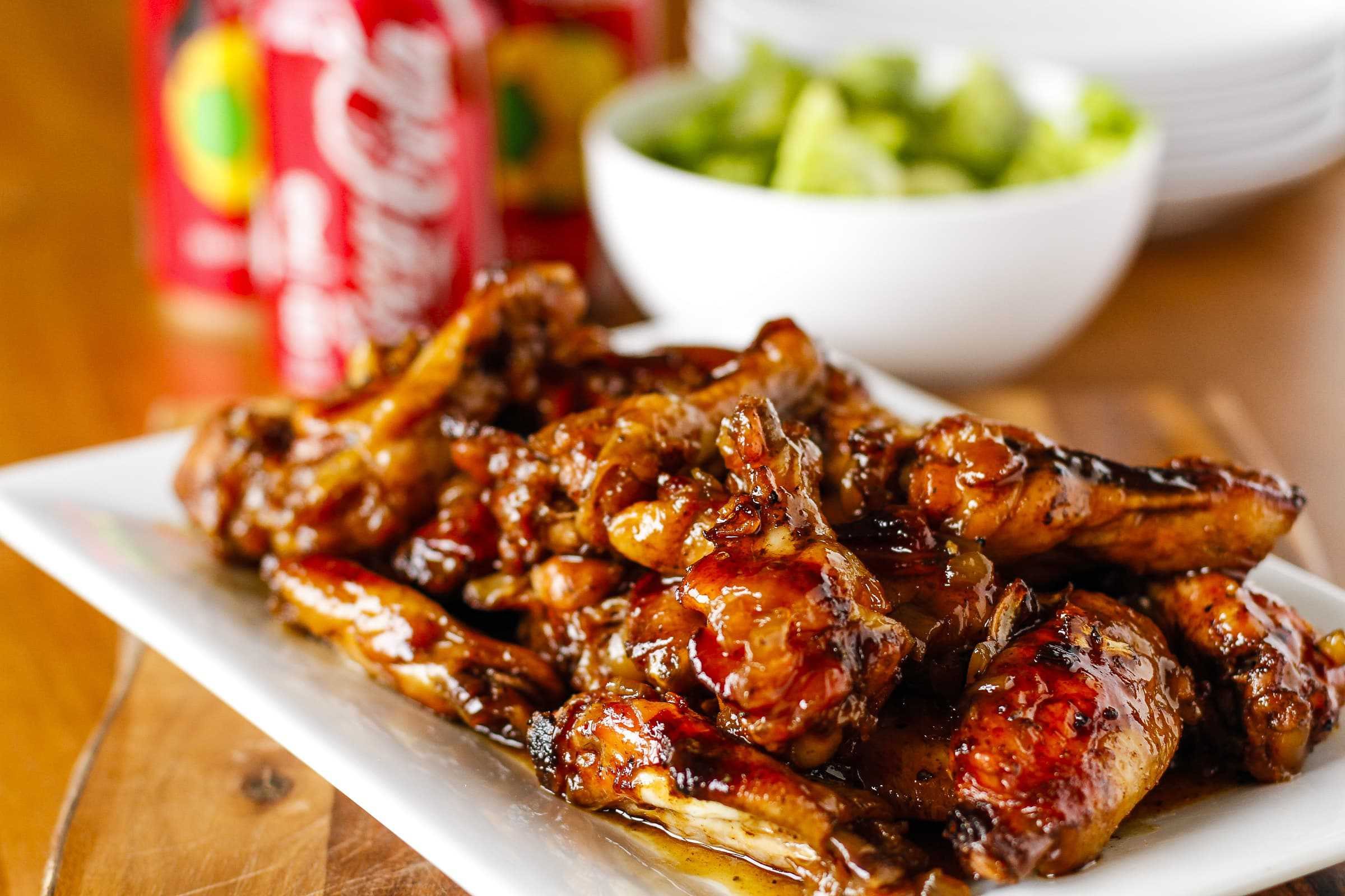 Coca-Cola Baked Chicken Wings | Homemade Chicken Wings Recipes To Die For | Crispy Oven Baked Chicken Wings