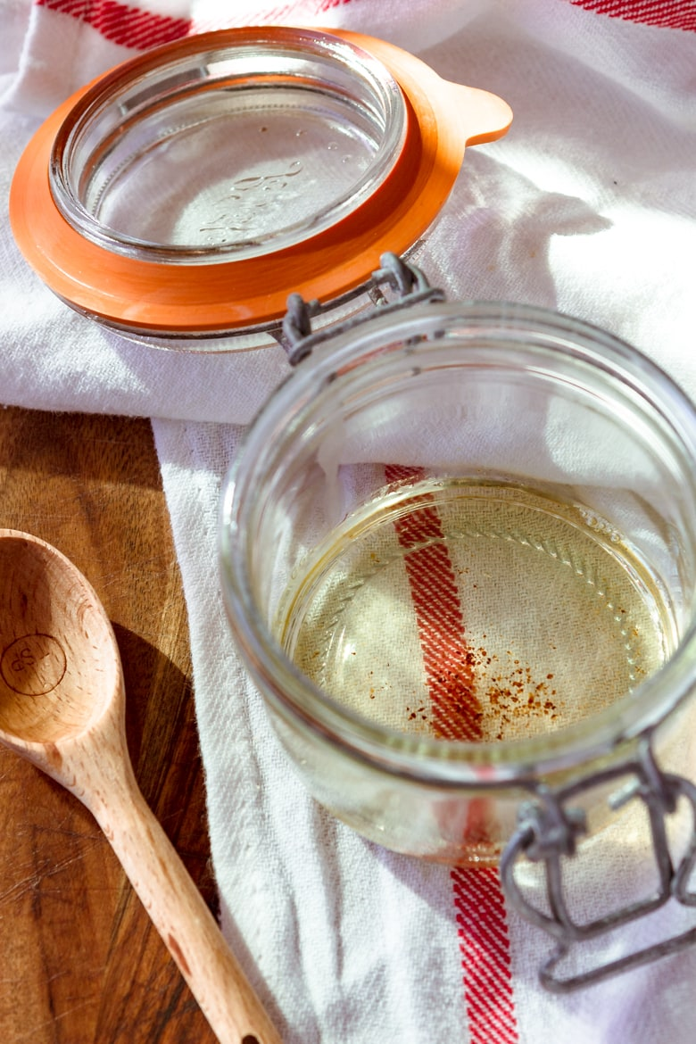 save the rendered bacon fat after making bacon in the oven
