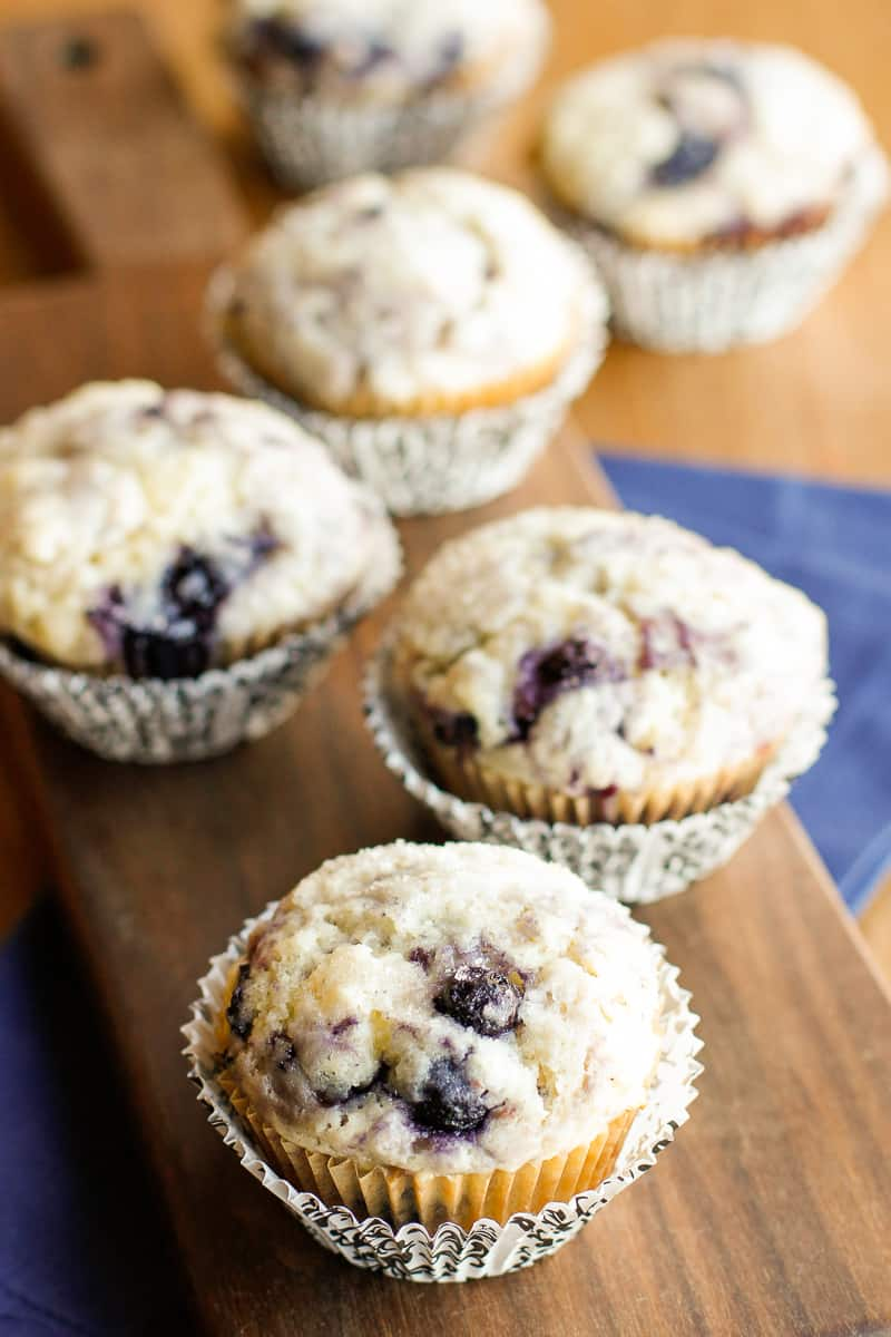 How To Bake Bakery Style Muffins