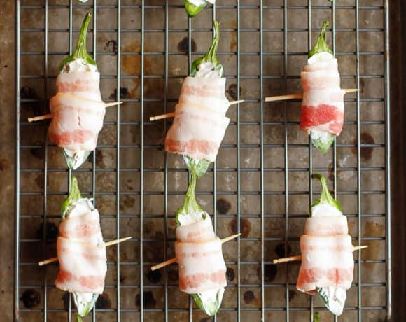 Bacon Jalapeño Poppers | When the Game Stands Tall Family Movie Night