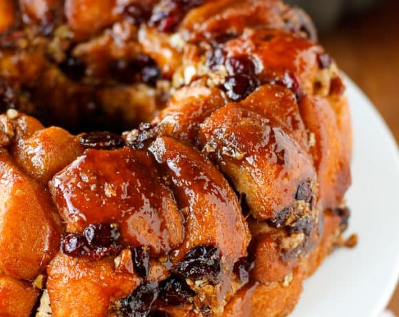 Grands Monkey Bread | Easy Monkey Bread Recipe {Perfect For Holiday Mornings!}