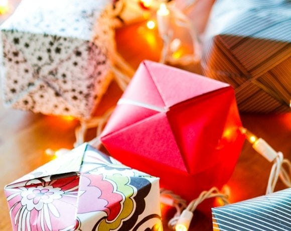 How To Make Origami Lights for Chinese New Year & Beyond