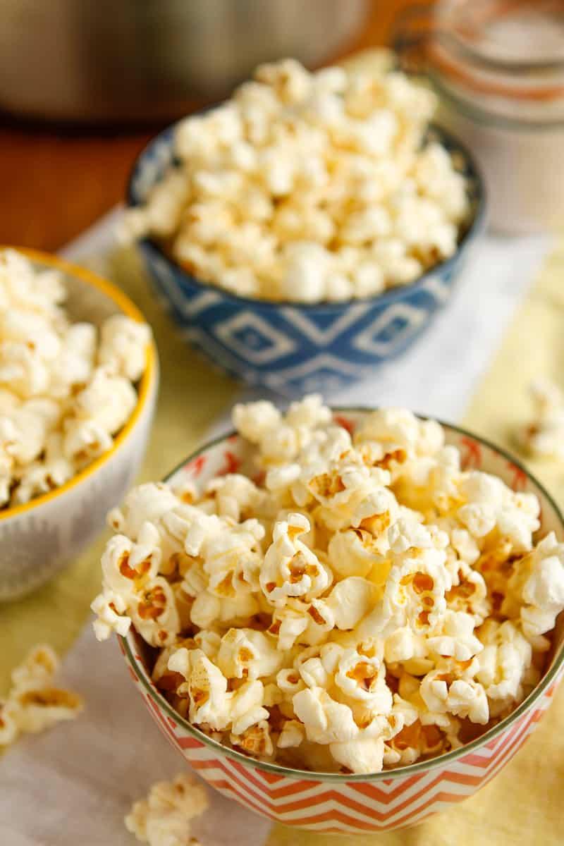 Best Homemade Popcorn