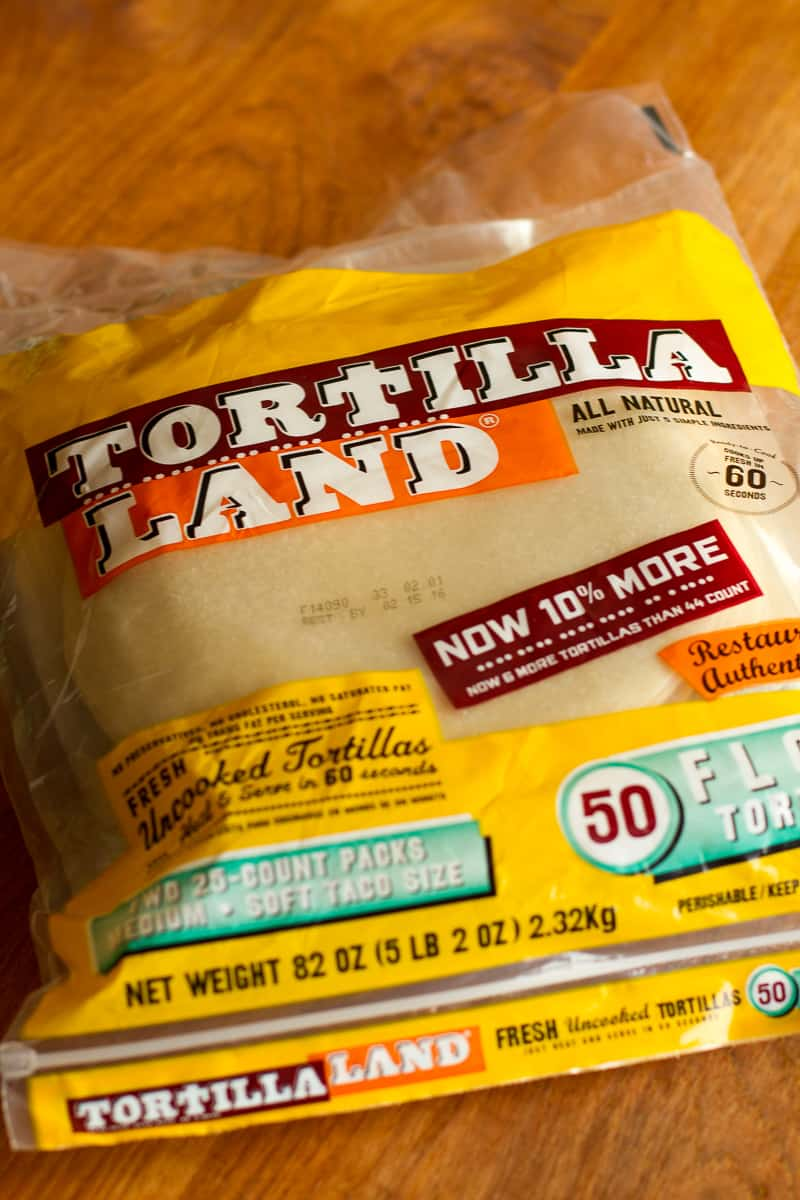 Homemade Tortilla Chips | TortillaLand Tortillas