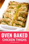 baked boneless skinless chicken thighs