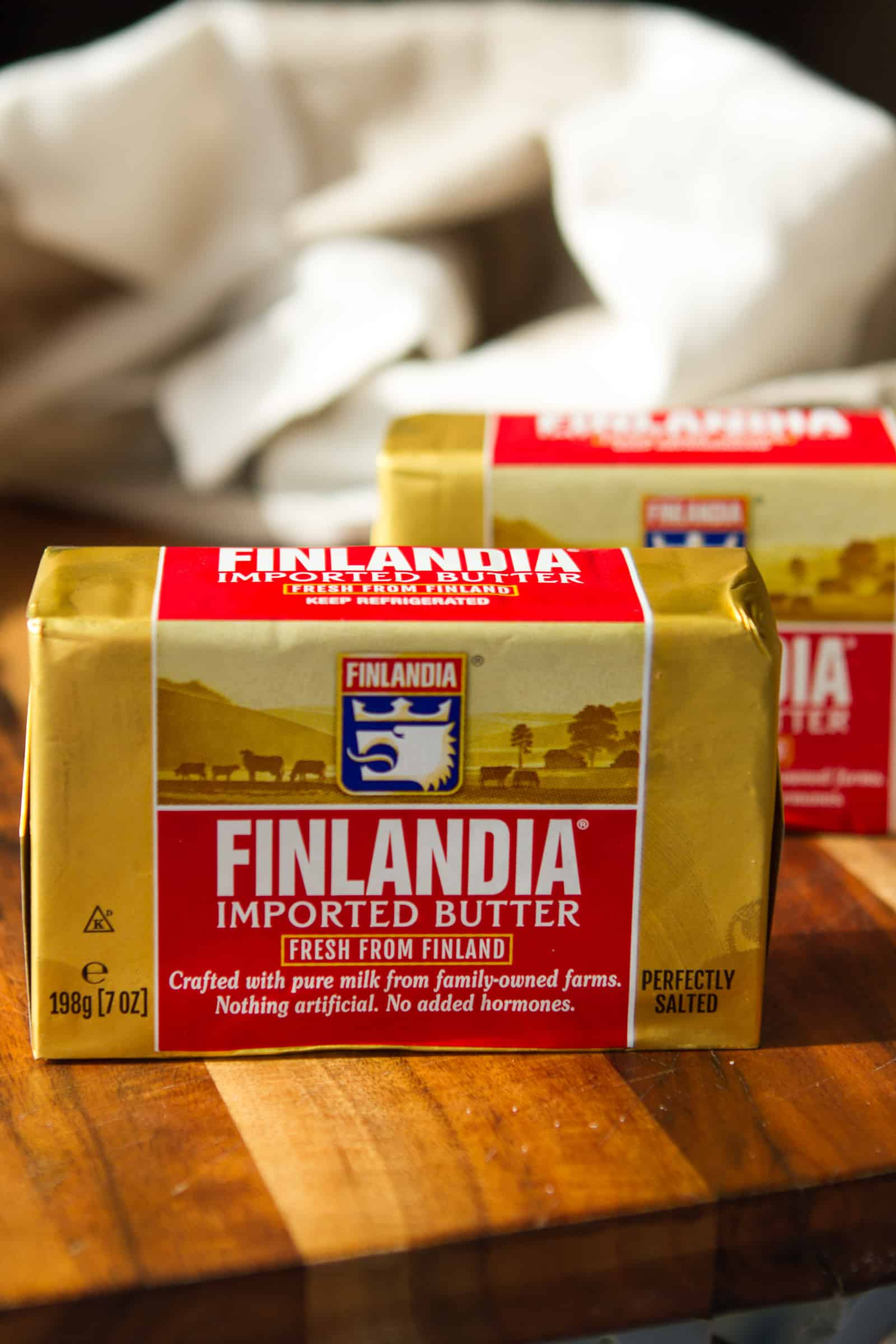 Finlandia Butter | Homemade Granola Recipe