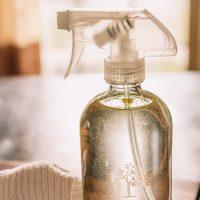 BEST Homemade Glass Cleaner
