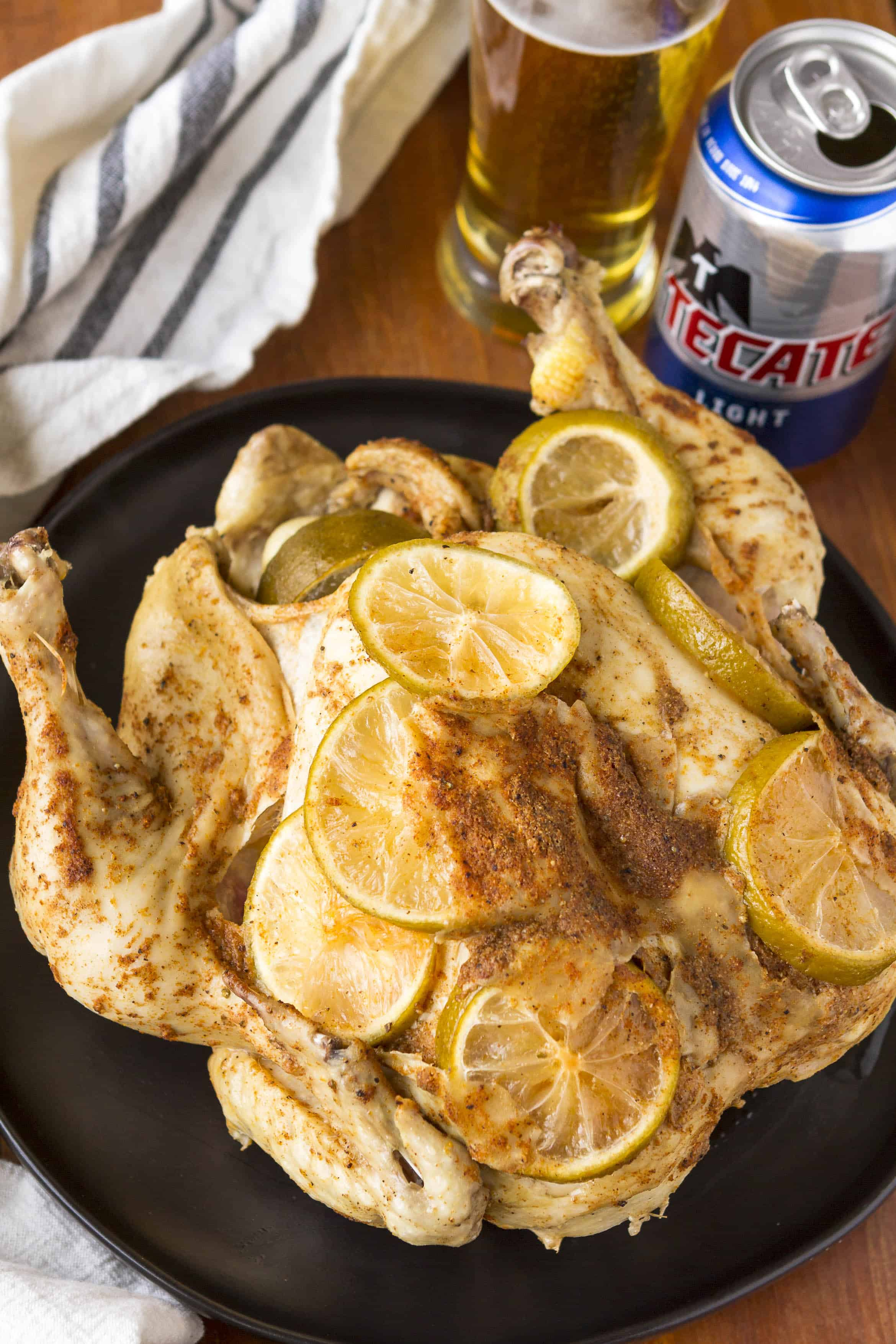 Instant Pot Beer Can Chicken