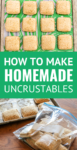 how to make homemade uncrustables