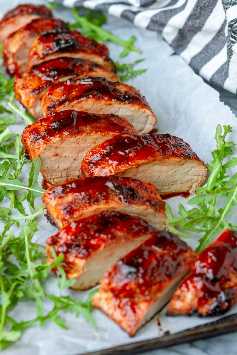 learn how long to grill pork tenderloin to keep it tender and juicy