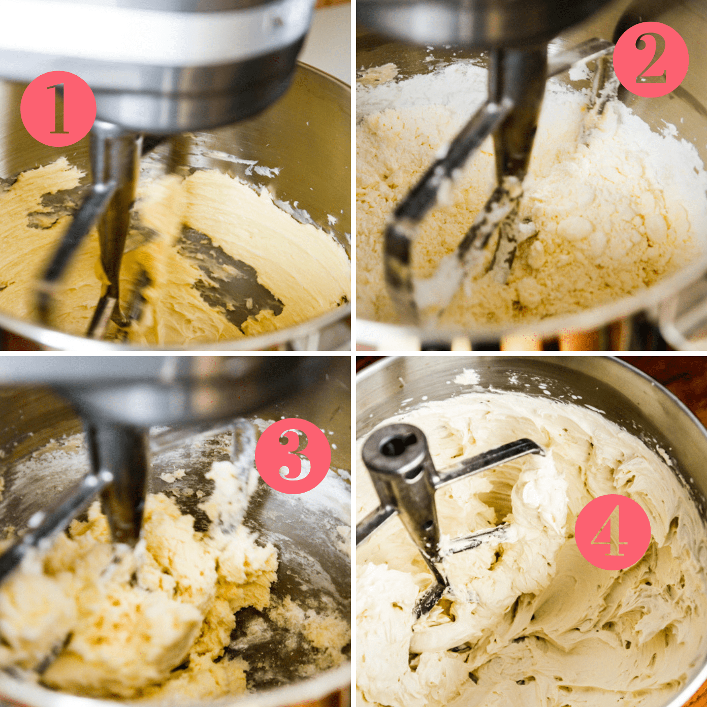 how to make whipped icing like walmart step by step