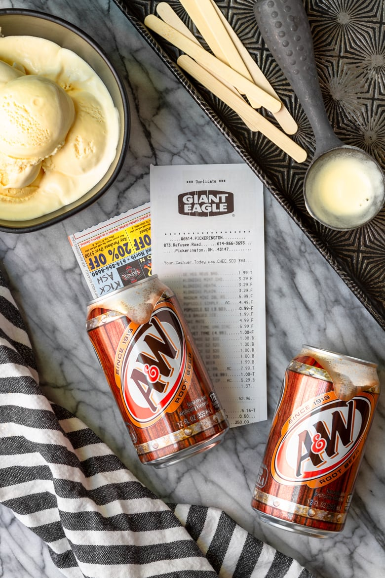 best root beer for making root beer floats