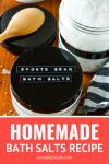 bath salts recipe for sore muscles