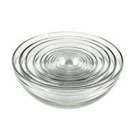 Anchor Hocking Glass Bowl 10-pc. Set