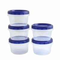 Clear Plastic Food Containers