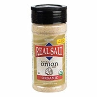 Real Salt Onion Sea Salt