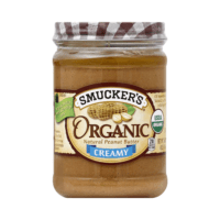 Smucker's Organic Natural Creamy Peanut Butter
