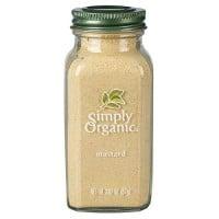 Simply Organic Dry Mustard