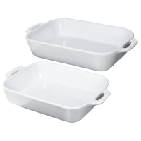 Staub Rectangular Baking Dish Set